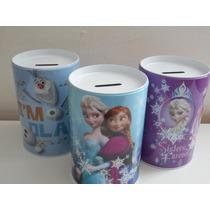 Fiesta Frozen Elsa, Ana, Olaf Alcancia Metalica! Regalo