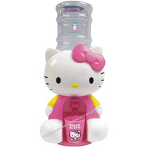 Hello Kitty Garrafon Y Dispensador Agua Con Vaso Super !!