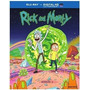 Rick & Morty Temporada 1 Serie De Tv En Blu-ray + Digital Uv