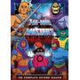 He-man, Temporada 2 Dos Importada Serie De Tv Dvd