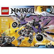 Tb Lego Ninjago 70725 Nindroid Mech Dragon Toy