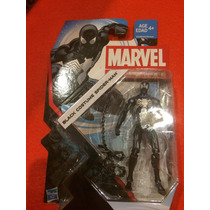 Marvel Universe Spiderman Black Costume Negro Ambos