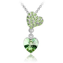 Collar Sweet Heart Hecho Con Cristales Swarovski®