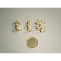 Vintage Figuras Marinela Twinky Patos Mac Pato ( 3 )