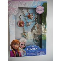 Brazalete Pulsera Dijes Frozen! Importado, Oferta