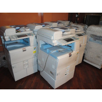 Copiadora Full Color Ricoh Mp C2550 Impresora Doble Carta