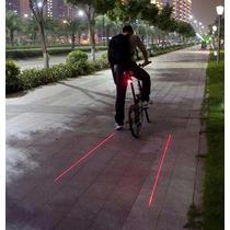 Luz Trasera Para Bicicleta Alta Calidad.