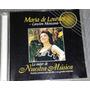 Cd Mar�a De Lourdes 12 Temas Lo Mejor De Nuestra M�sica