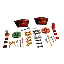 Tb Lego Ninjago Weapon Pack 9591