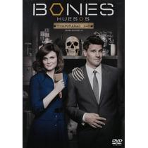 Bones Huesos Boxset Temporadas 1 - 8 Serie En Dvd