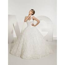 Vestido De Novia Modelo Richel Briden Formal Usado