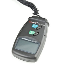 Medidor Digital De Luminosidad (luxómetro) Luximetro Luz