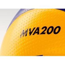 Balon Mikasa Mva200 Mva 200 Original Voleibal Volleyball
