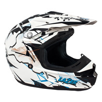 Casco Off Road Lazer X7 Spike De $ 2,598 A $2,078