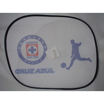 Cruz Azul Parasol Lateral Ideal Para Tu Automovil Camioneta
