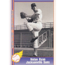 1991 Pacific Nolan Ryan Jacksonville Suns #116