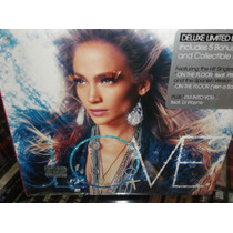 Jennifer Lopez Jlo Love Cd Digipak Sellado