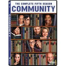 Community Temporada 5 Cinco Serie De Tv En Dvd