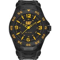 Cat Watches Motion 45.5 Milímetros! Neg Lb11121137 Diego:vez