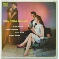 Cita Para Bailar / Miller- Goodman 1 Disco Lp Vinilo