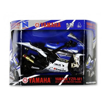 2013 Yamaha Yzr-m1 Moto Gp Valentino Rossi De New Ray