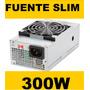 Fuente De Poder Slim Modelo Sl-300tfx 300w Compatibilidadflr