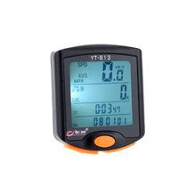 Velocímetro Odómetro Inalámbrico Luz Bicicleta Accesorios