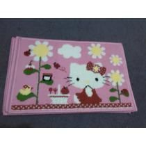 Kitty Sanrio Tapetes (alfombra) Para Baño O Recámara