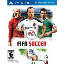 Fifa Soccer Ps Vita Nuevo De Fabrica Citygame
