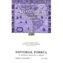 Relecciones - Francisco De Vitoria