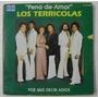 Los Terrícolas / Pena De Amor 1 Disco Lp Vinilo