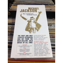 Michael Jackson The Ultimate Collection 4 Cds Y 1 Dvd Import
