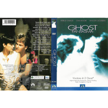Dvd Ghost La Sombra Del Amor Patrick Swayze Demi Moore Whoop