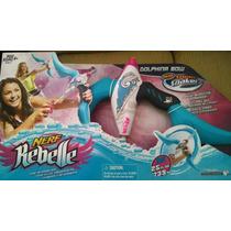 Nerf Rebelle Dolphina Bow Nuevo Hasbro Original