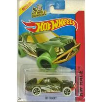 Hot Wheels - Off Track - Treasure Hunt - 2014