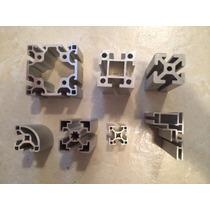 Perfil De Aluminio Ranurado Para Automatizacion