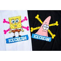 Playeras O Camiseta Estilo Ice Cream Pharrell Williams Happy