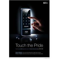 Tb Cerradura Samsung Digital Door Lock Shs-1321 Security Ezo