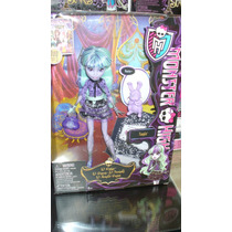 Monster High Twyla & Dustin 13 Deseos Mattel