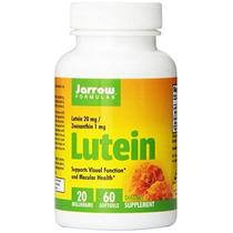 Jarrow Formulas Luteína Soporta La Función Visual 20 Mg 60 C