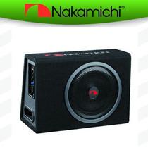 Subwoofer Activo Nakamichi Nbx25a 10 Pulgadas Amplificador
