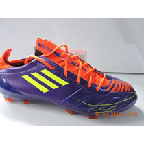 Taco Adidas F50 Adizero Trx Fg 100% Piel Profesionales Messi