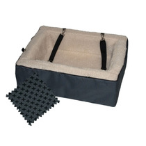 Tm . Asiento De Carro Pet Gear Designer Pet Booster Mediano