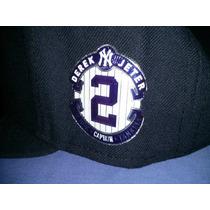Gorra New Era 59fifty Conmemorativa Yankees Derek Jeter