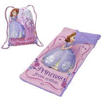 Tm. Sleeping Bag Disney Sofia The Firstt.