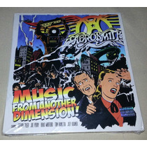 Aerosmith Music From Another Dimension! 2cd+dvd