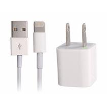 Cable + Cargador Iphone 6 5s Original Usb Lightning Ipad