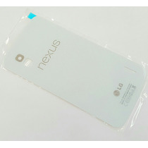 Tapa Trasera Lg Nexus 4 Mod: E960 Color Blanco