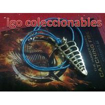 Dije Finnick Odair The Hunger Games Igo Juegos Del Hambre!!!