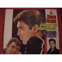 Lp Alberto Vazquez, Album 3 Discos, Envio Gratis
